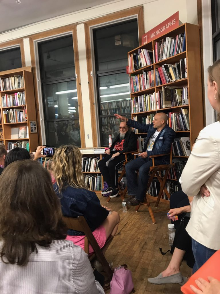Gary-Lippman-Strand-Bookstore-Reading-25-Oct-2019-11