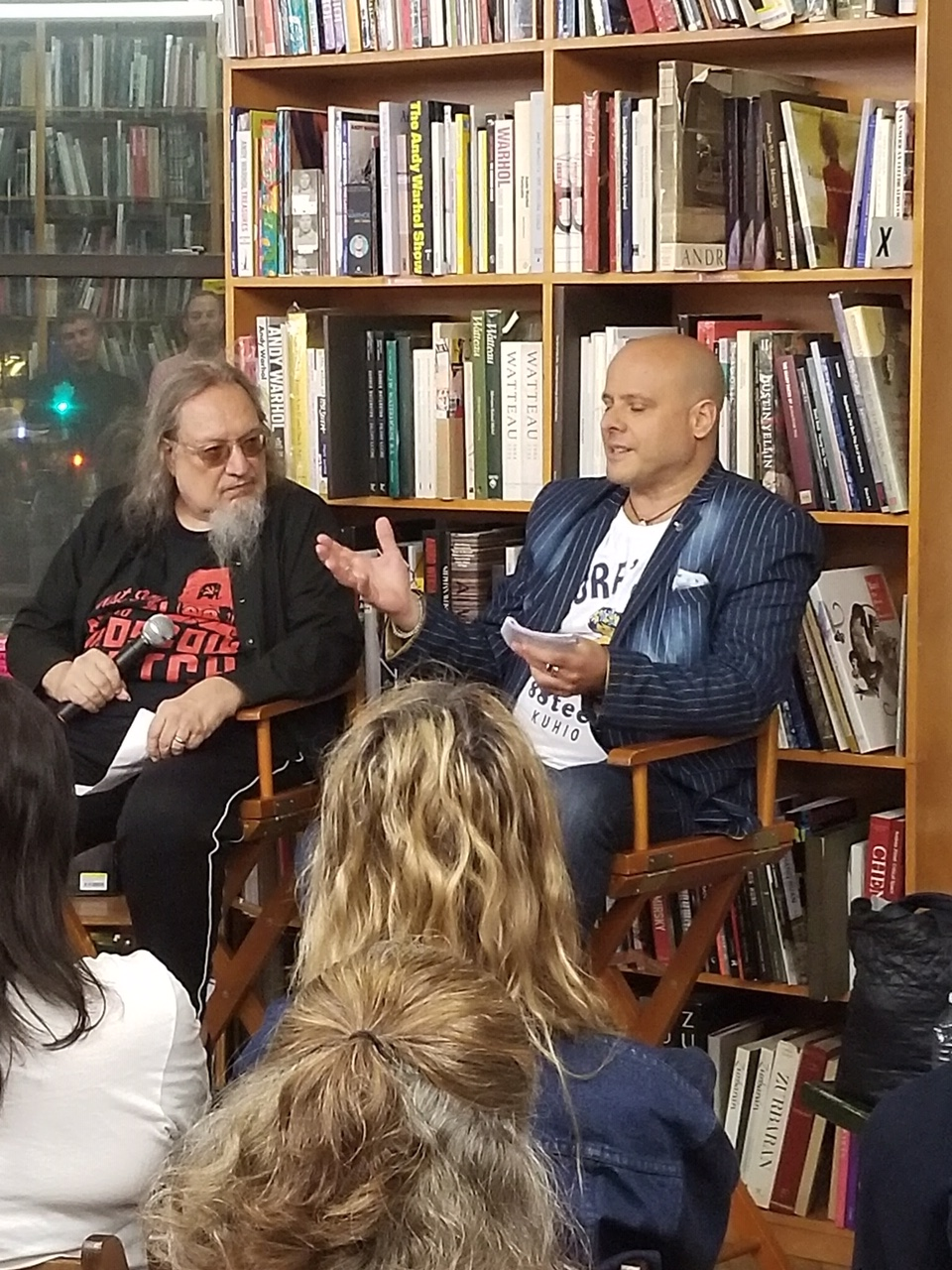 Gary-Lippman-Strand-Bookstore-Reading-25-Oct-2019-18