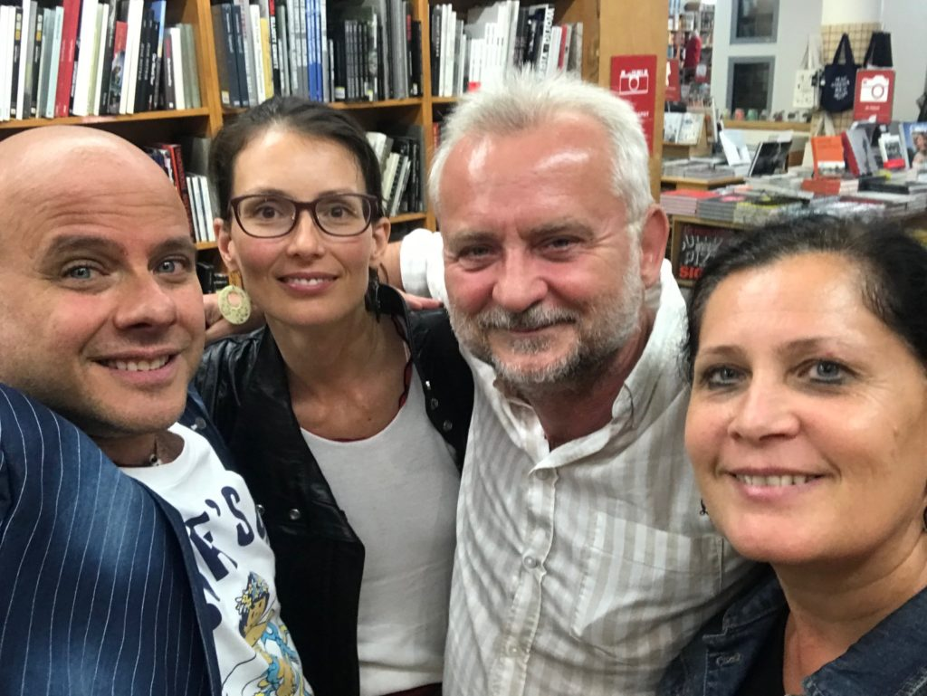 Gary-Lippman-Strand-Bookstore-Reading-25-Oct-2019-2