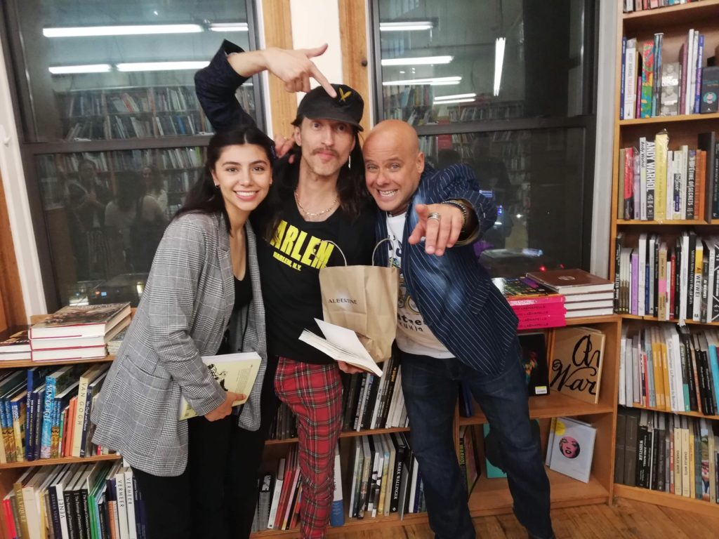 Gary-Lippman-Strand-Bookstore-Reading-25-Oct-2019-3